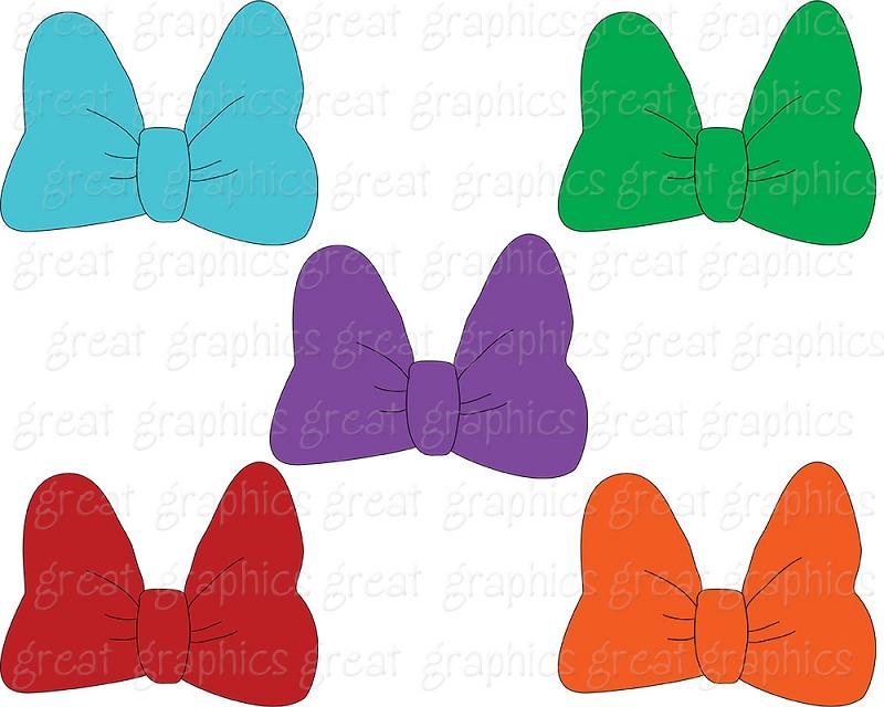 800x640 Minnie Mouse Bow Clip Art Clipart Panda