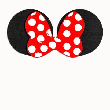 Minnie Ears Clipart
