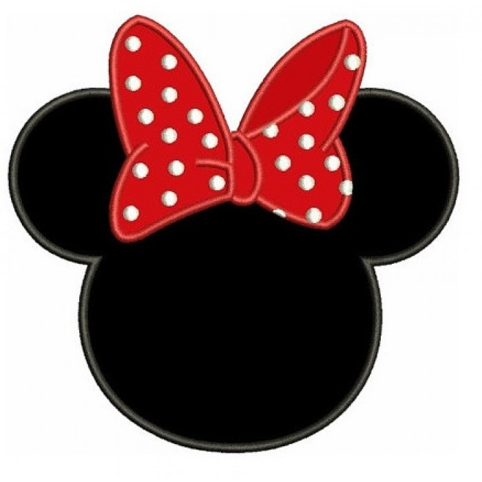 700x700 Minnie Mouse Ear Clips Many Interesting Cliparts