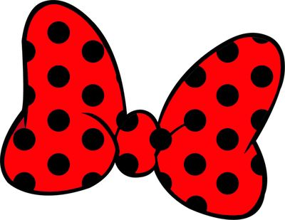 Minnie Head Clipart