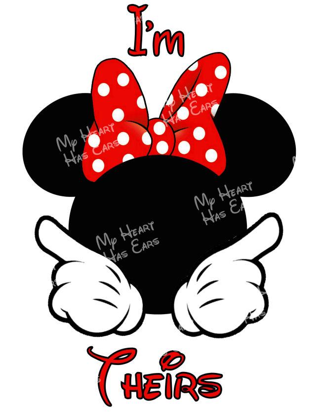 650x841 Minnie My Heart Has Ears