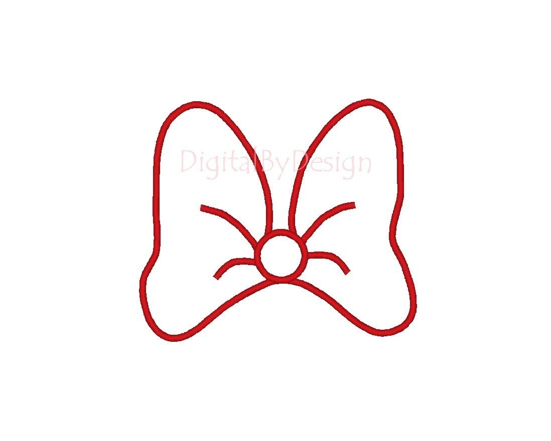 1098x880 Minnie Mouse Bow Clipart
