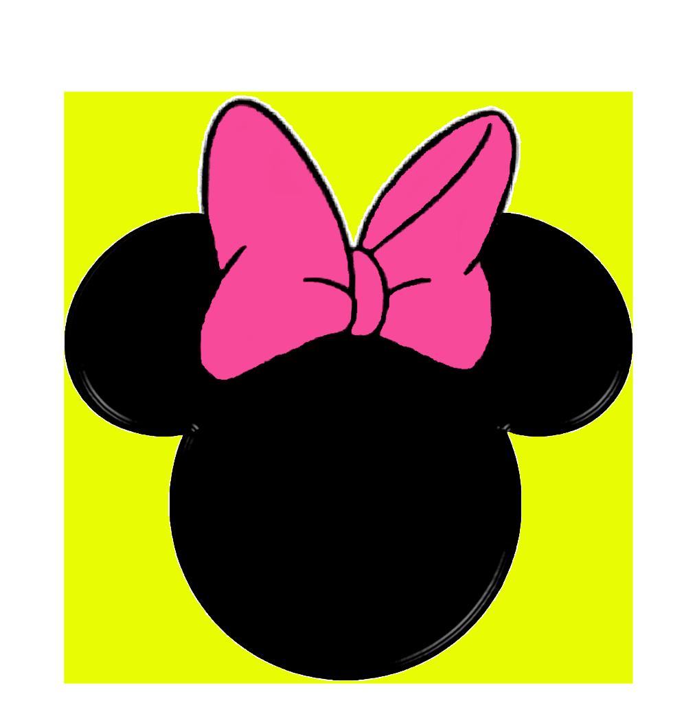 1012x1024 Minnie Mouse Ears Clip Art