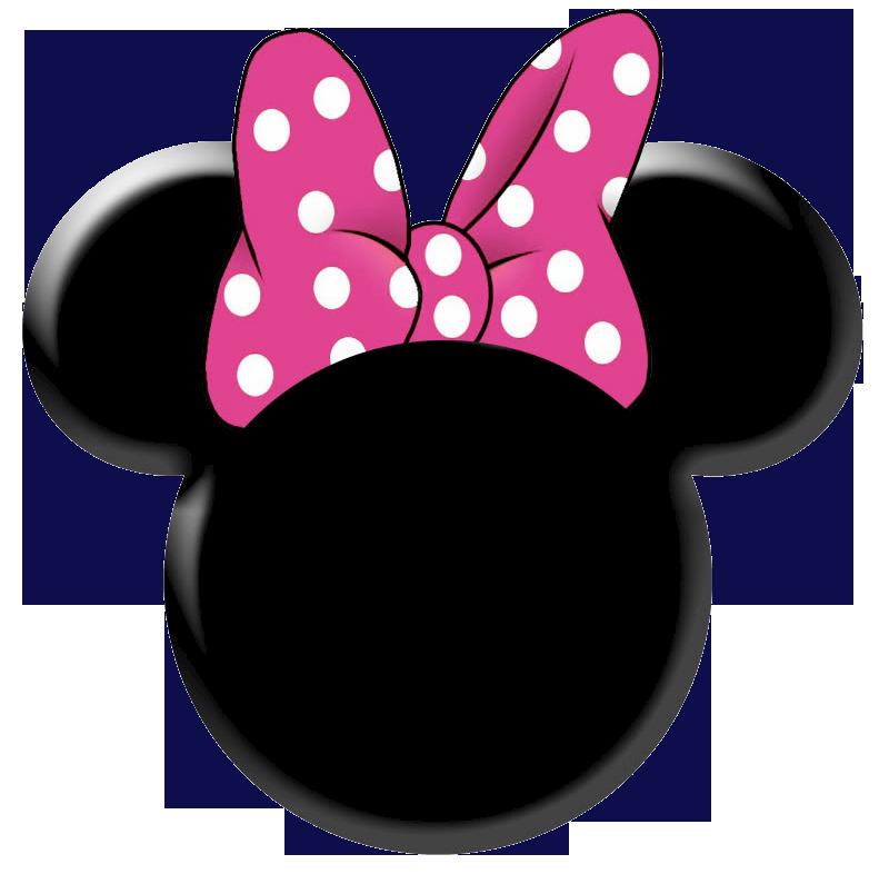 791x786 Minnie Mouse Heads Clipart Clipart Panda