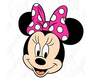 340x270 Minnie Mouse Svg Etsy