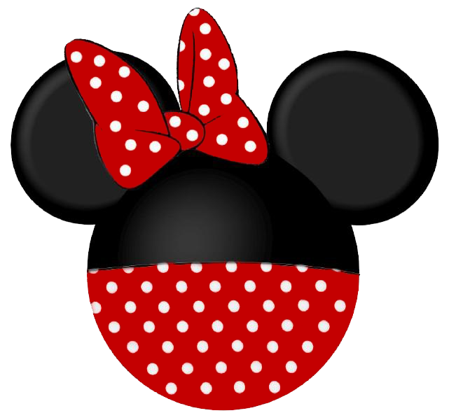 641x600 Minnie Mouse Ears Clipart