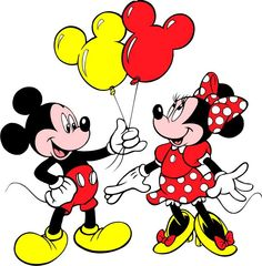236x240 Mickey Mouse Birthday Clipart