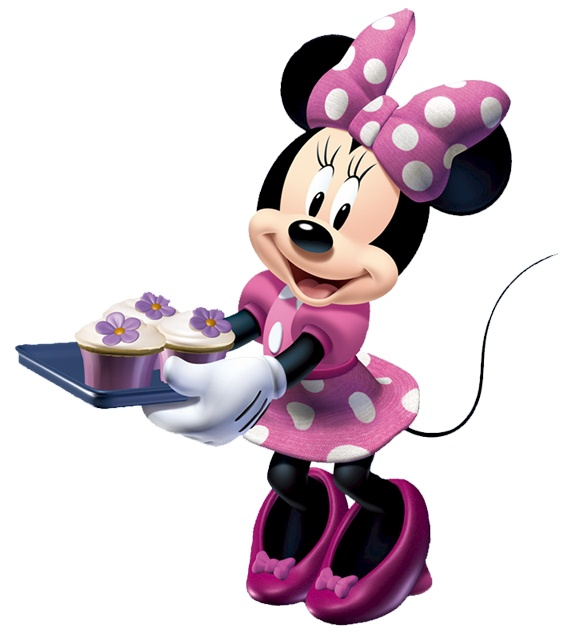 576x637 Minnie Mouse Birthday Clip Art Clipart Panda