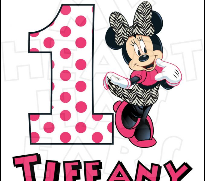 678x600 Minnie Mouse Birthday Images Kids Coloring