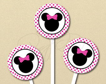 340x270 Minnie Mouse Iron On Printable Minnie Mouse Birthday Outfit