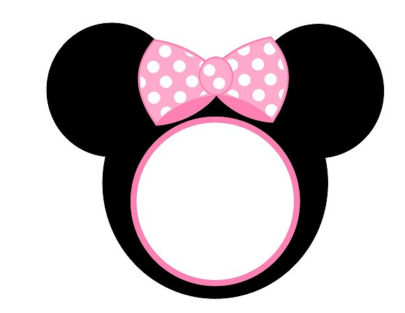 580x448 Minnie Mouse Invitations Templates Free Pink Minnie Mouse Birthday