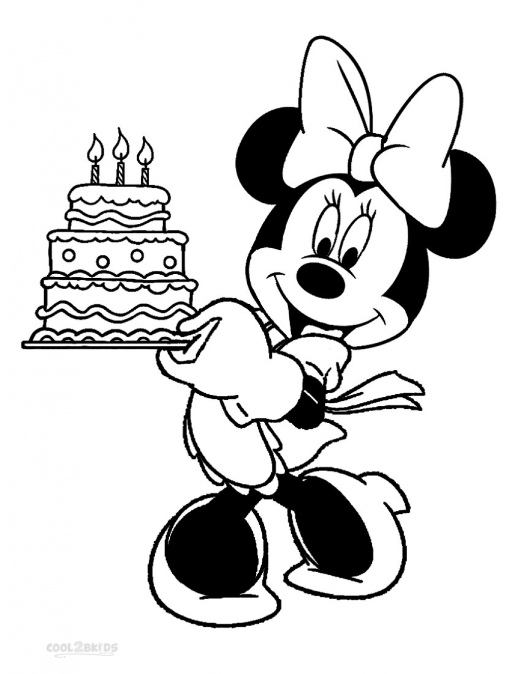 1025x1325 Free Disney Minnie Mouse Coloring Pages