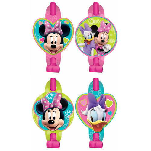 500x500 Minnie Mouse Party Supplies
