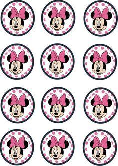236x332 Pink Minnie Mouse Alphas Alphabet Letters
