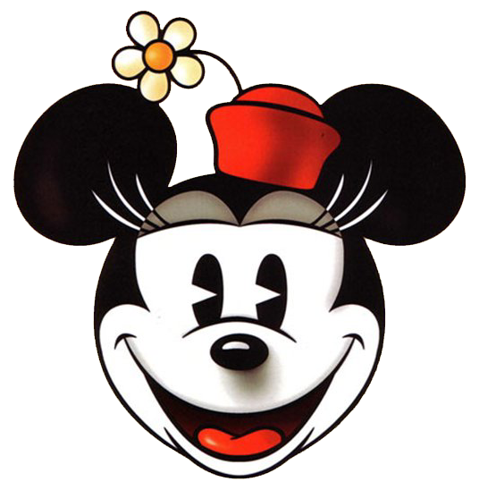 536x548 Minnie Mouse Clip Art