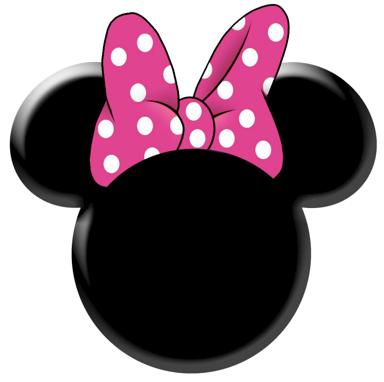 791x786 Minnie Mouse Bow Template