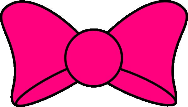 600x342 Minnie Mouse Bow Minnie Bow Clipart