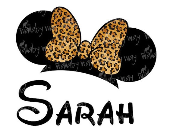564x451 Leopard Clipart Minnie Mouse