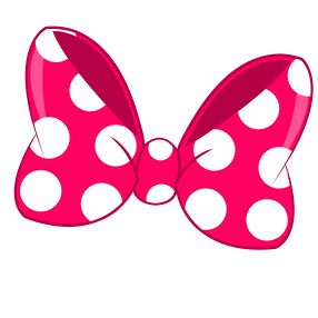 286x286 Minnie Mouse Bow Clipart