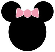 236x220 Minnie Mouse Bow Template Printable Minnie Bow Clip Art