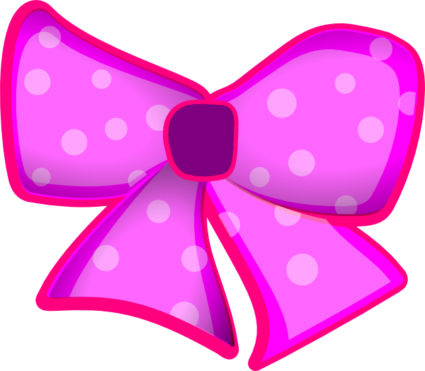600x524 Minnie Mouse Bow Clipart Image