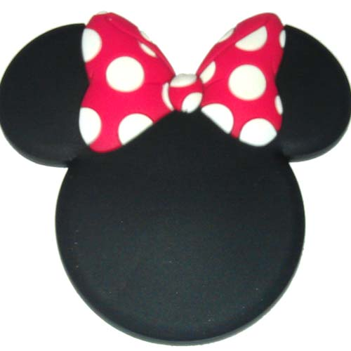 500x500 Minnie Mouse Bow Clipart