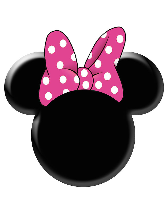 660x854 Minnie Mouse Bow Template Sanjonmotel