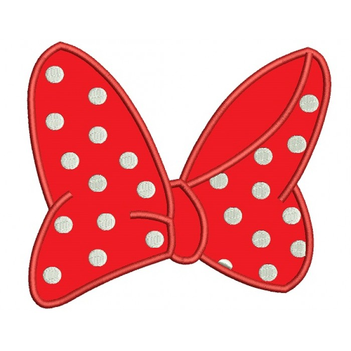 700x700 Looks Like A Minnie Mouse Bow