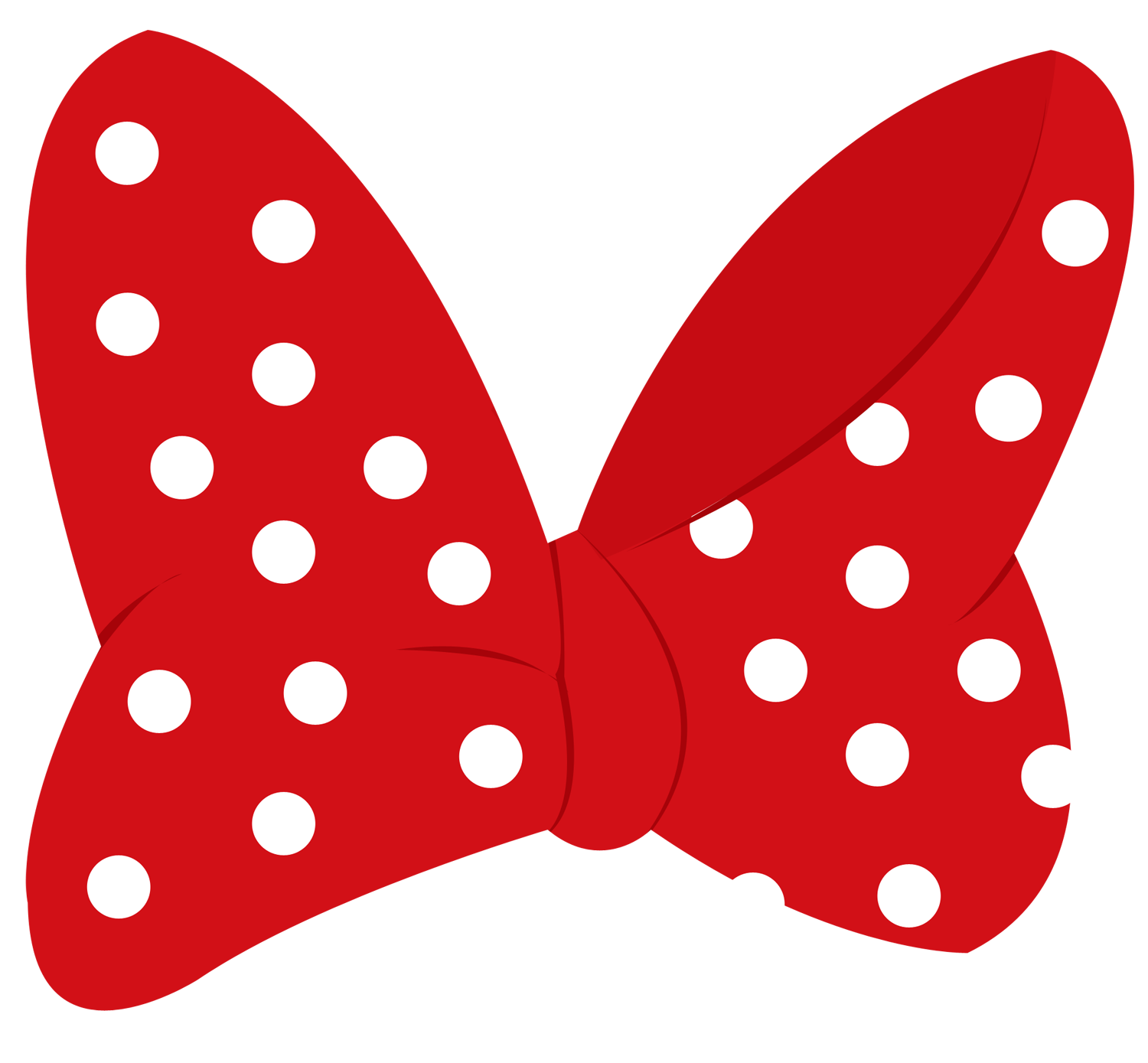 Minnie Mouse Bow Template Clipart | Free download best Minnie Mouse ...