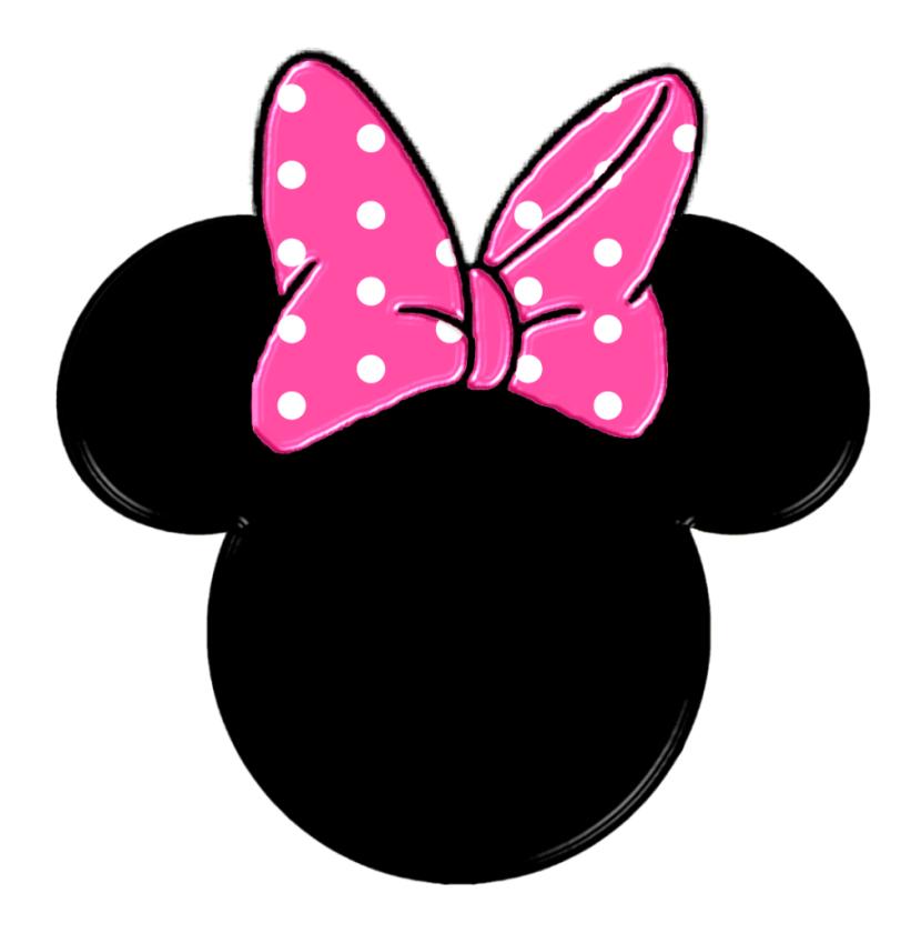 830x840 Minnie Mouse Images Clipart