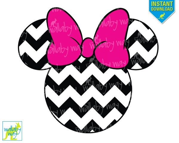 600x480 Leopard Clipart Minnie Mouse