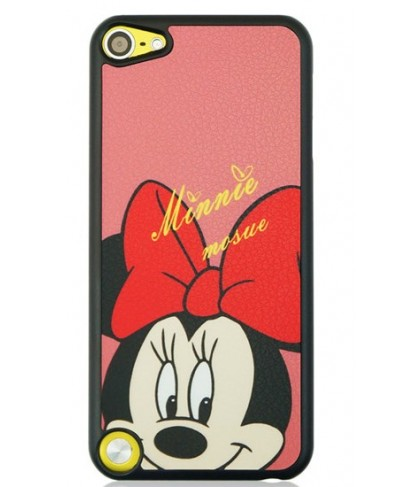 420x487 Minnie Mouse Face Case For Ipod Touch 5 6 5th Gen 6th Gen Recta Tech