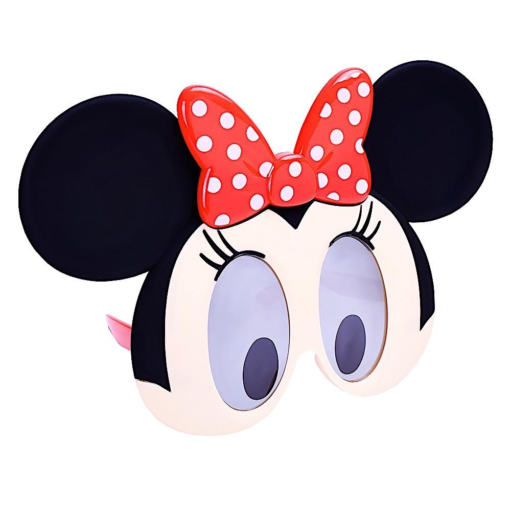 1000x1000 Minnie Mouse Face Disney Sun Sunstaches