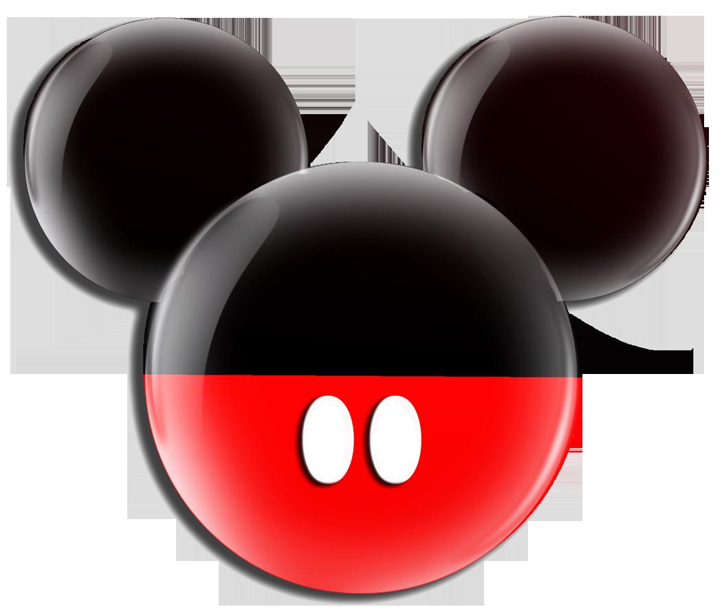 1050x896 Mickey Head Clipart