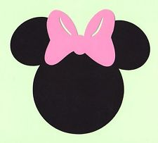 225x203 Minnie Mouse Head Die Cuts Ebay