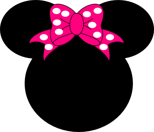 600x514 Best Minnie Mouse Head