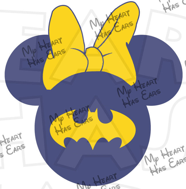 650x659 Favorite Characters In Mouse Ears My Heart Has Ears