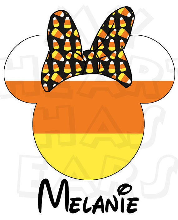 570x704 Minnie Mouse Halloween Clipart