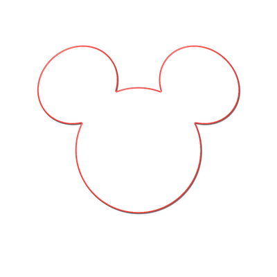 400x400 Milliepie's Musings Making Your Own Mickey Head