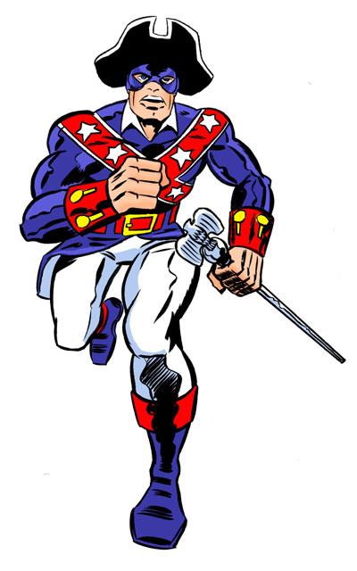 400x640 Minuteman Superhero Wiki Fandom Powered By Wikia