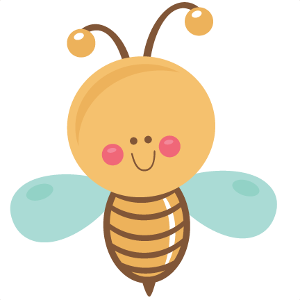432x432 160414 Freebie Of The Day! Happy Bee Embellishments