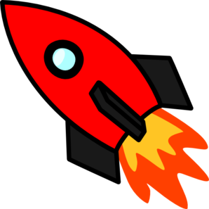 298x297 Missile Clipart Model Rocket