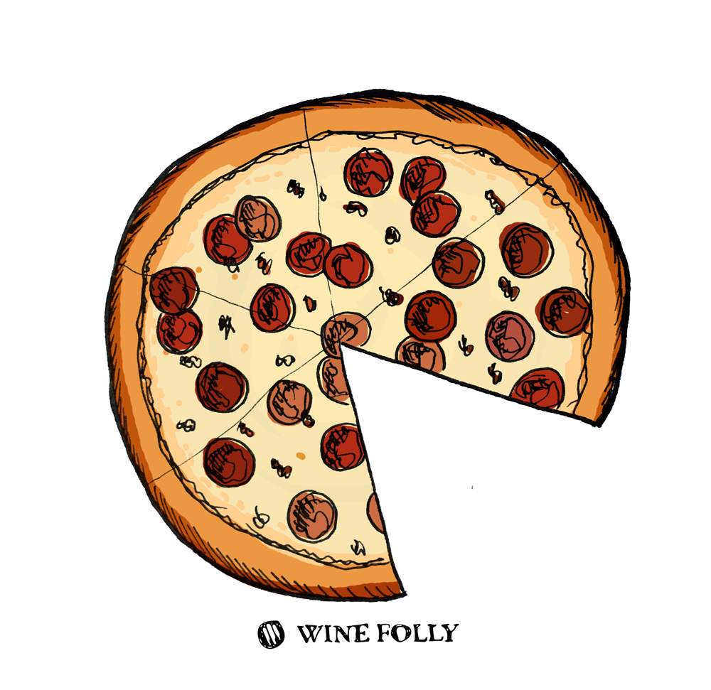 1000x971 Pizza Clipart Missing Slice