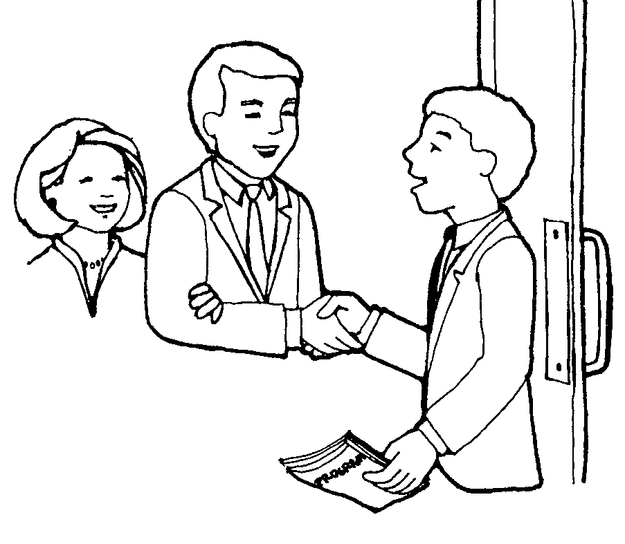 903x787 Clipart Missionary