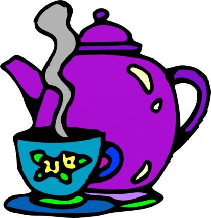 413x425 Mission Tea Cliparts