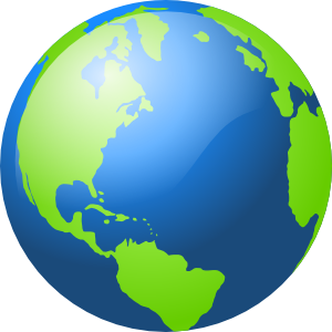 300x300 Earth Clipart Missionary