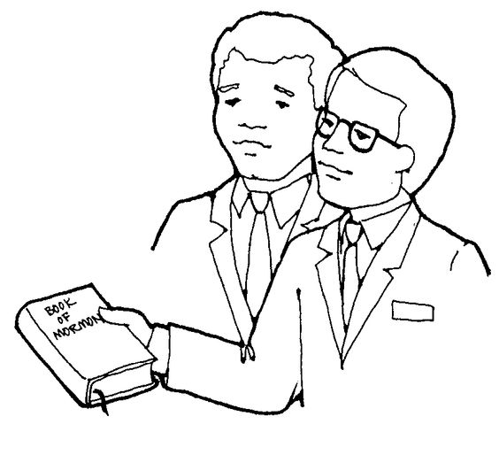 564x514 Missionary Clipart