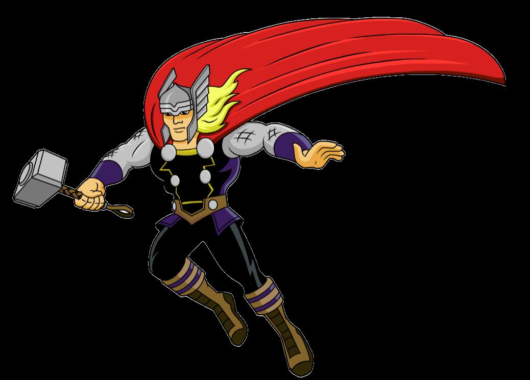 1038x745 Thor Clipart Marvel