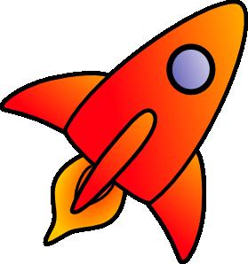 279x298 Cartoon Rocket Clip Art