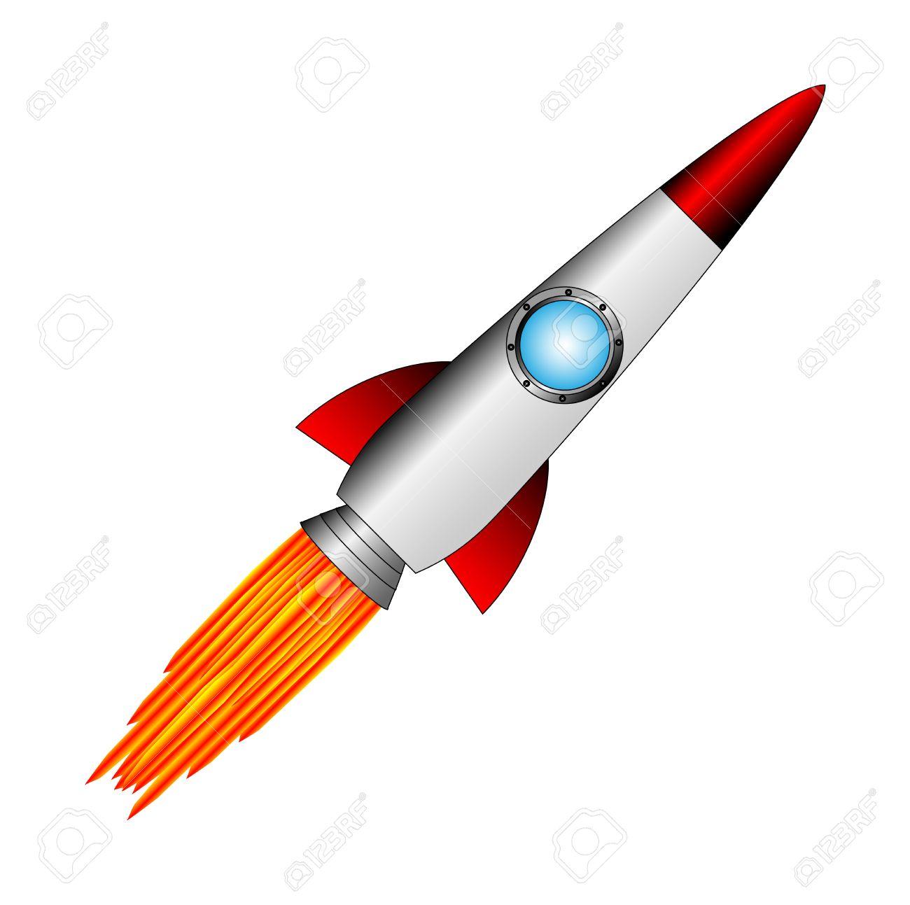 1300x1293 Missile Clipart Rocket